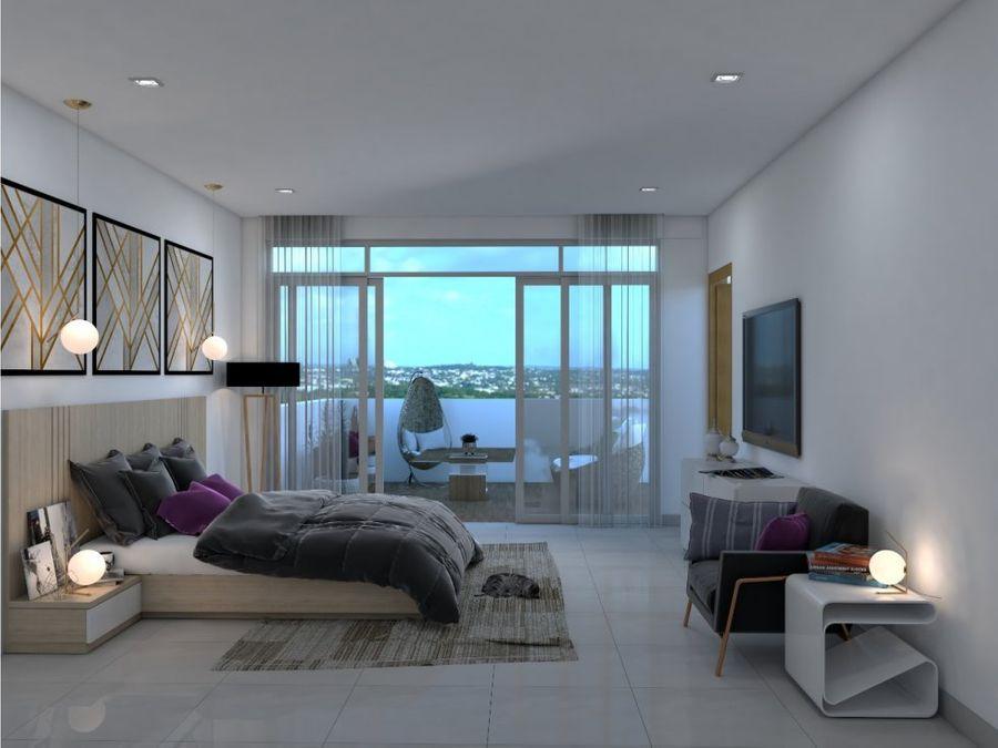 apartamentos de venta en urb thomen hispanoamericana