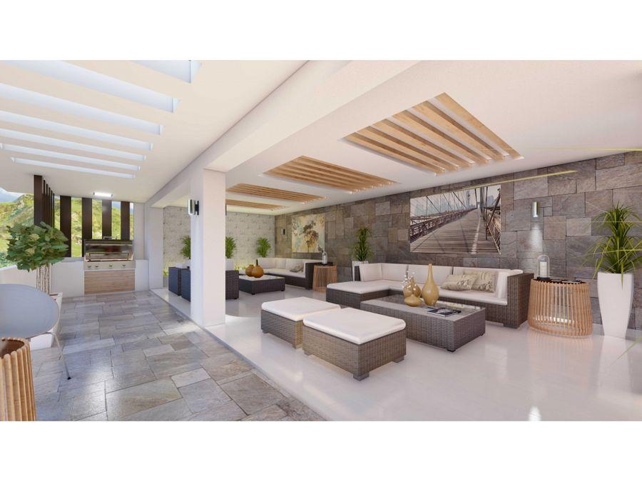 venta de apartamento ubicado en la urbanizacion thomen en santiago
