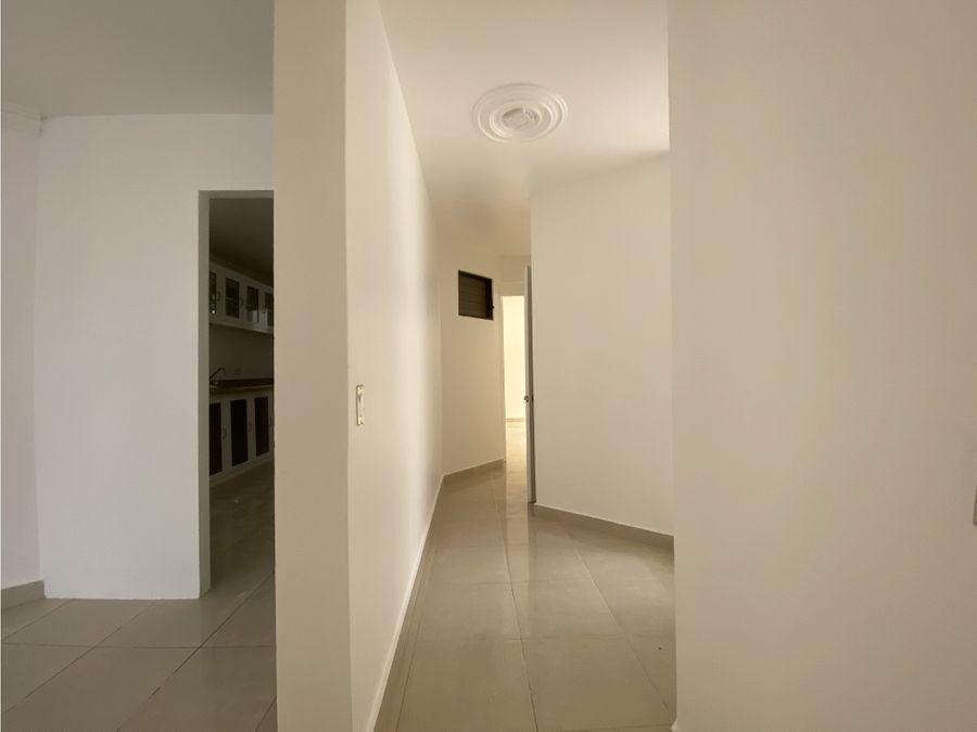 apartamento estudio de alquiler en la zurza en santiago