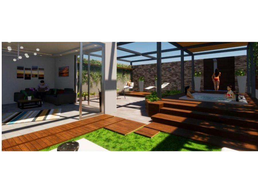 apartamentos a desarrollarse en villa olga en santiago