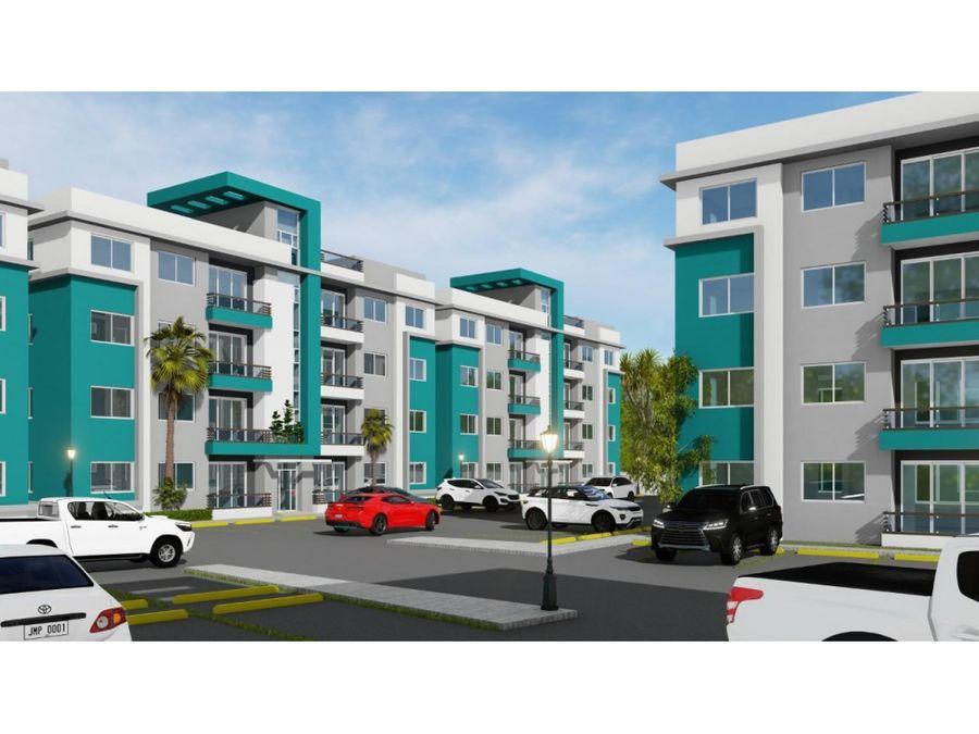 apartamentos a desarrollarse en tamboril