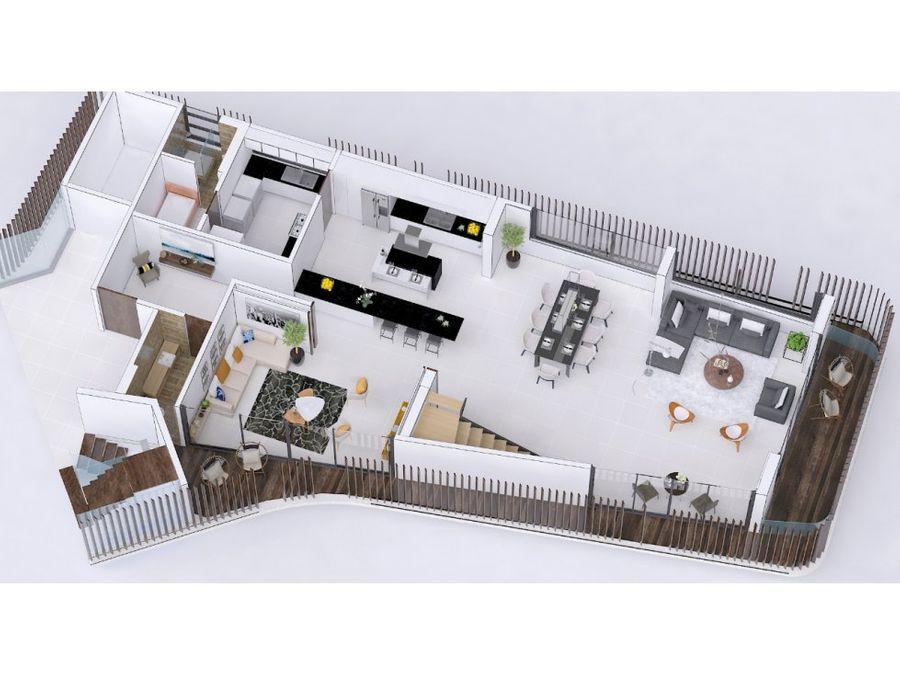 apartamentos tipo loft en santiago
