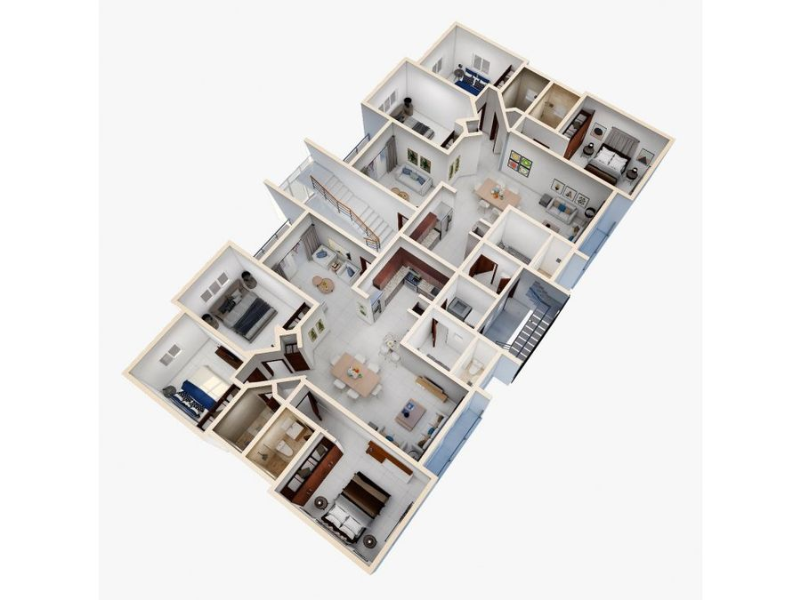 apartamenteo de venta en villa estela moca