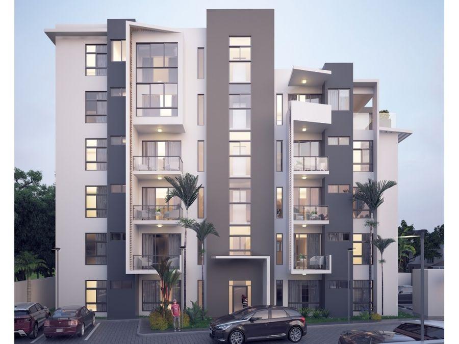 apartamentos en plano en monte verde