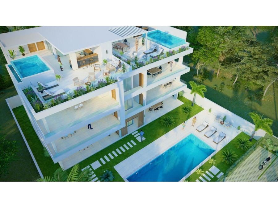 apartamentos de venta en las terrenas
