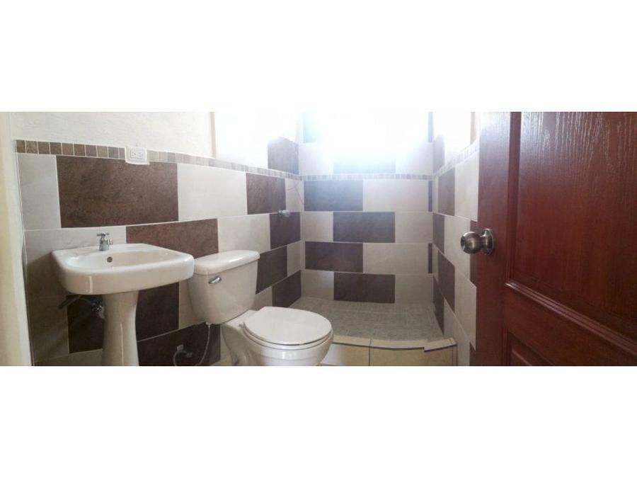 en venta casa nueva en quetzaltenango