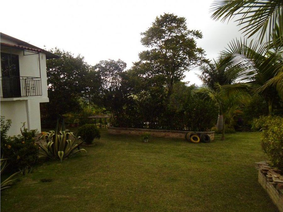 casa campestre timbio a 100 mts de panamericana