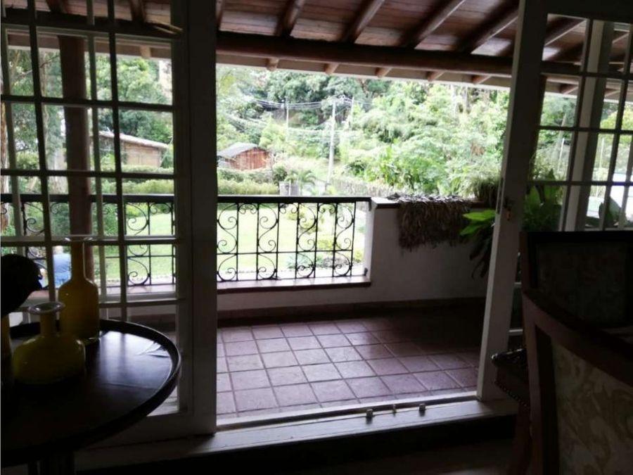 venta casa campestre loma del esmeraldal envigado