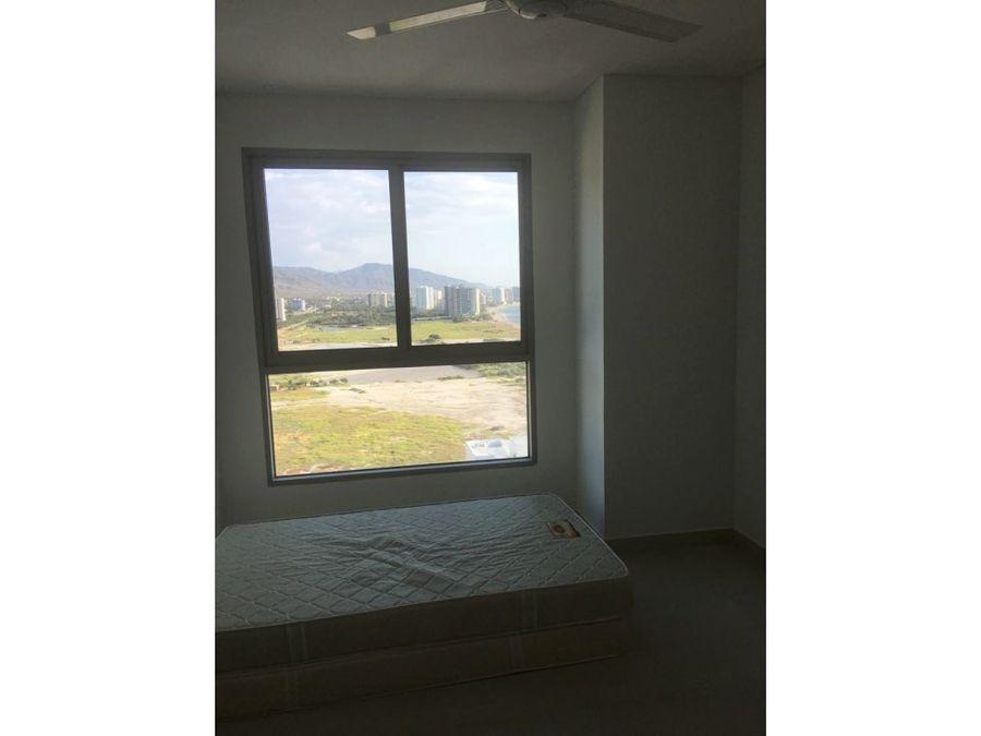 venta de apartamento en pozos colorado santa marta