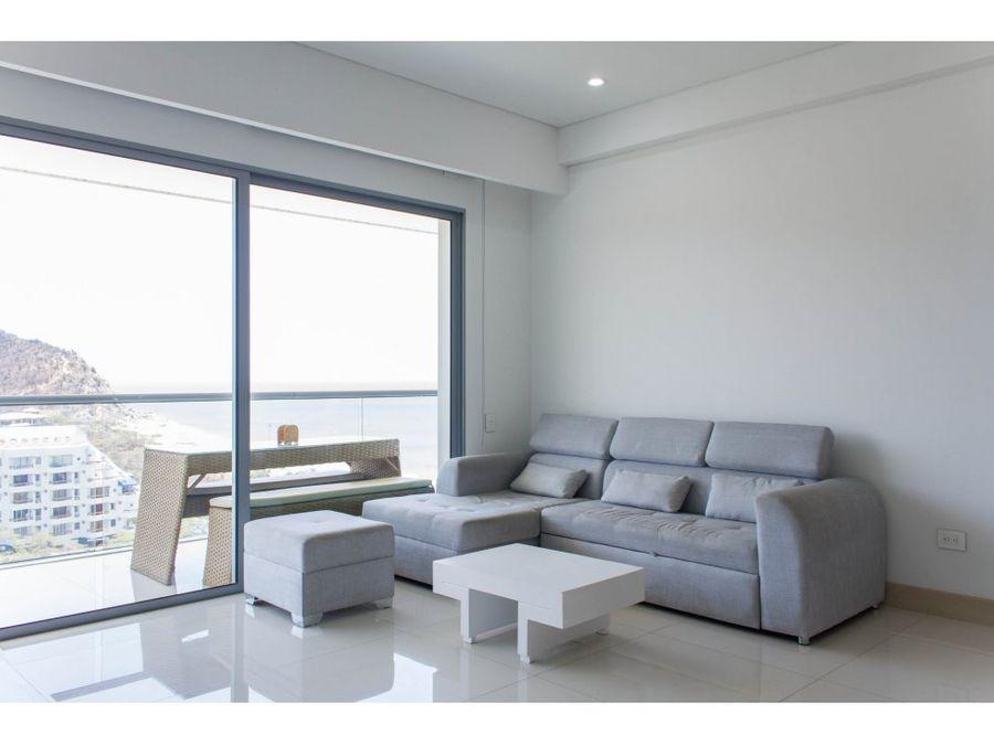 venta de apartamento en oportunidad playa salguero