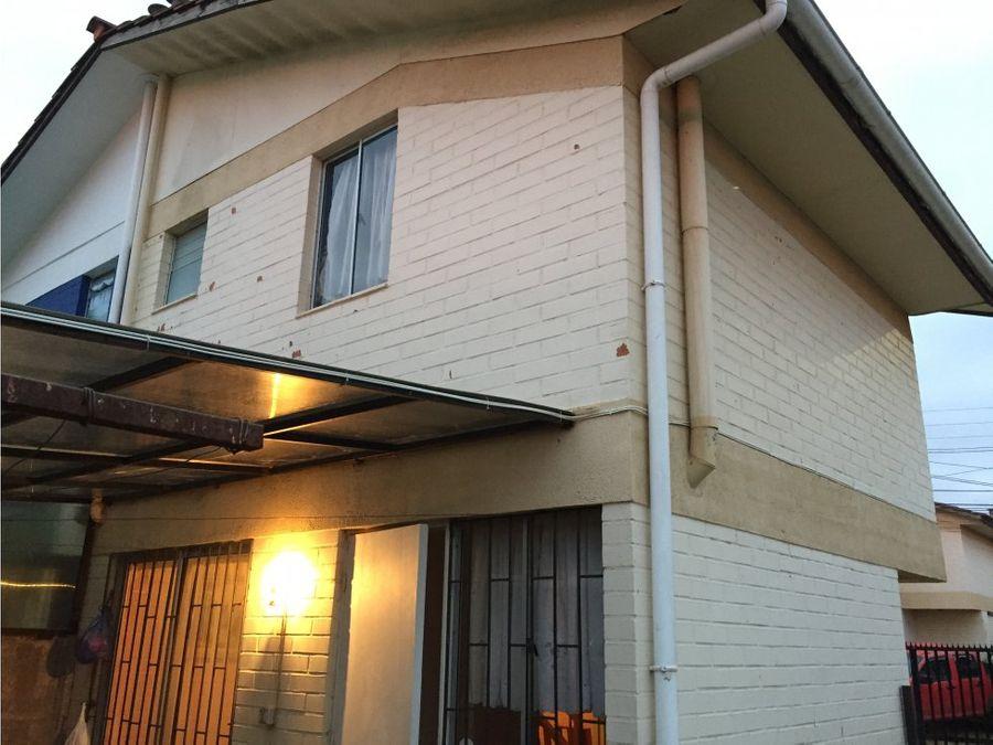 venta casa 2 pisos sector los pinos quilpue