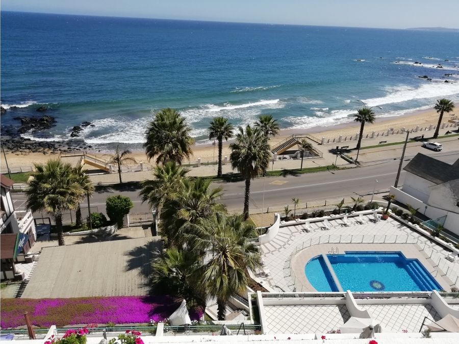 frente al mar depto 1d ed playa paraiso