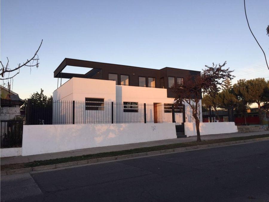 hermosa y moderna casa sector quilpue