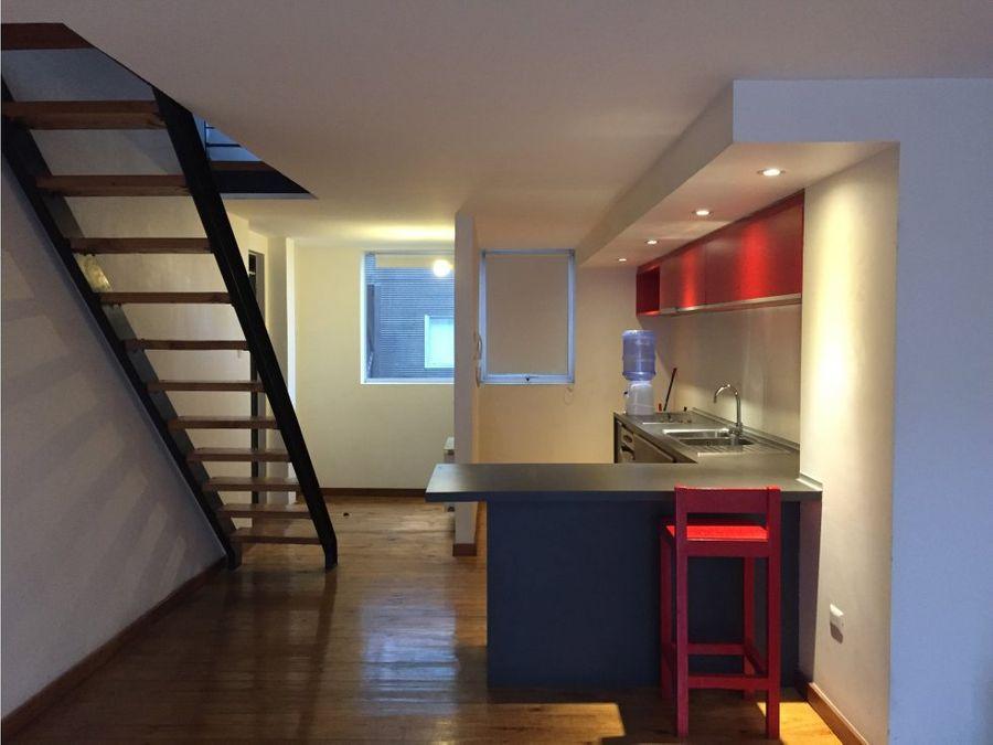 hermoso moderno y amplio loft