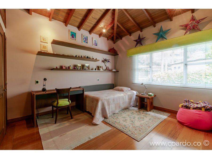 casa en venta en chuscalito en el poblado