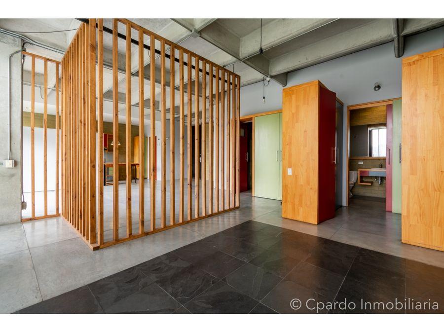 apartamento tipo loft sector provenza
