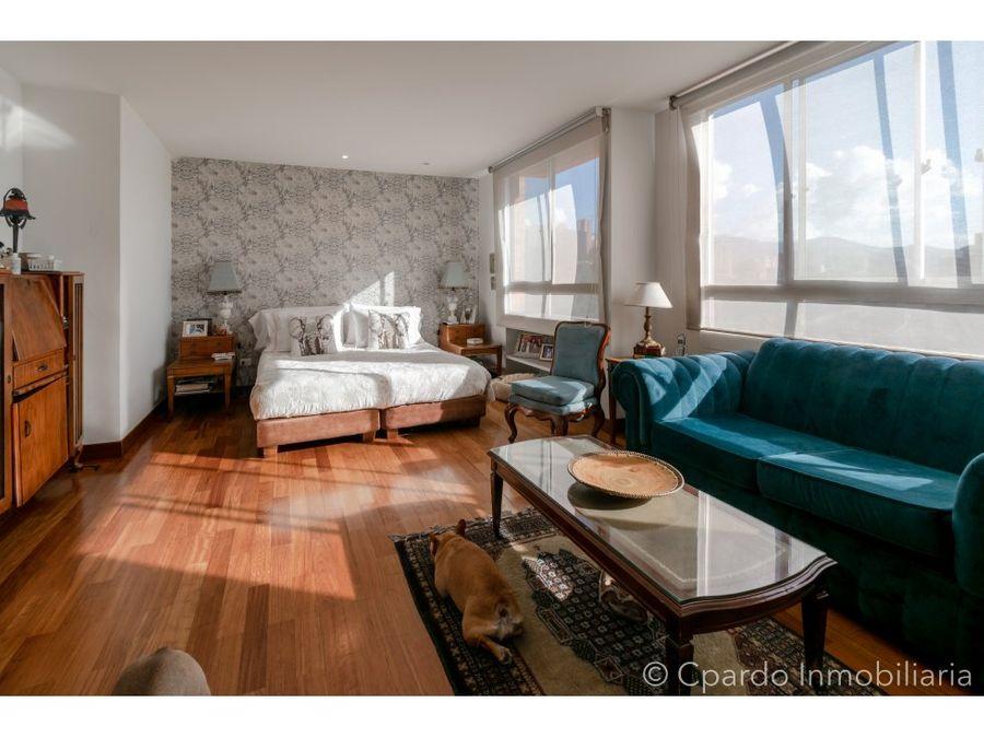 apartamento en venta por el ces del poblado