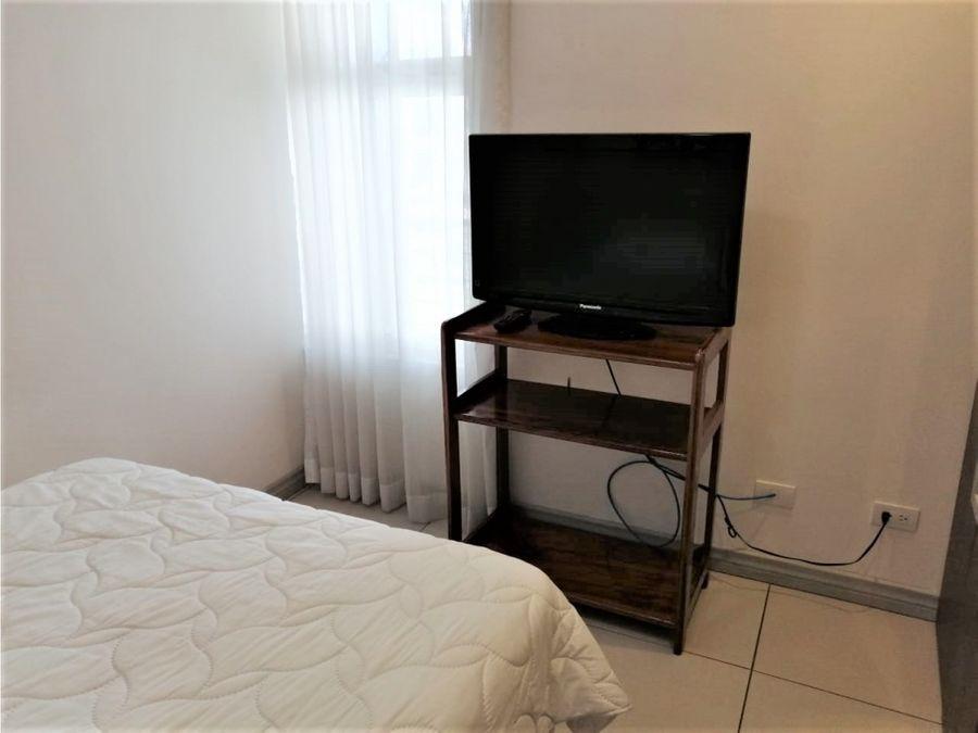 a148 apartamento amueblado en loft cariari