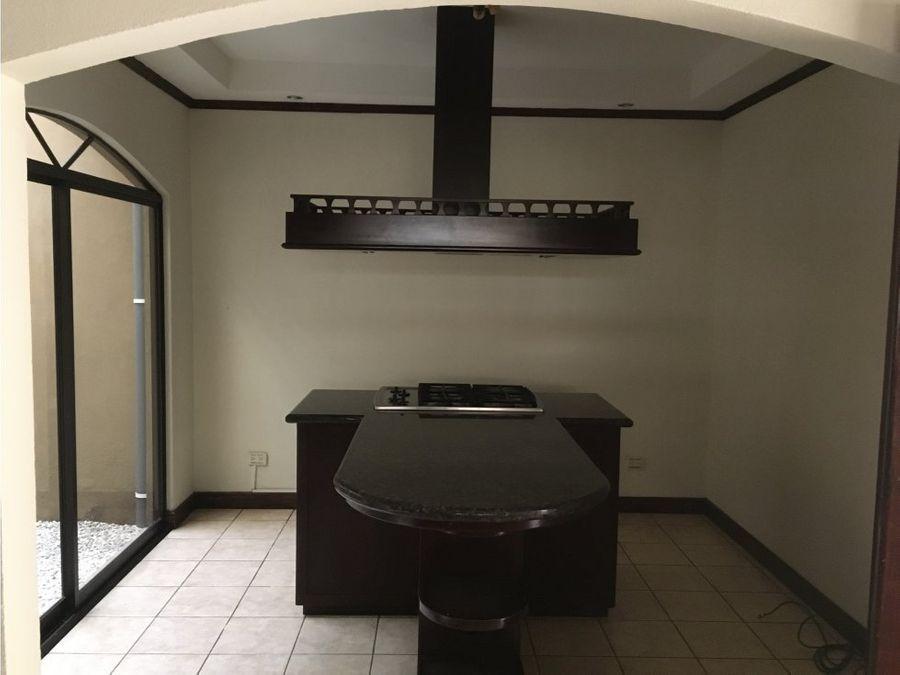 v051 vendo casa en la ribera de belen heredia