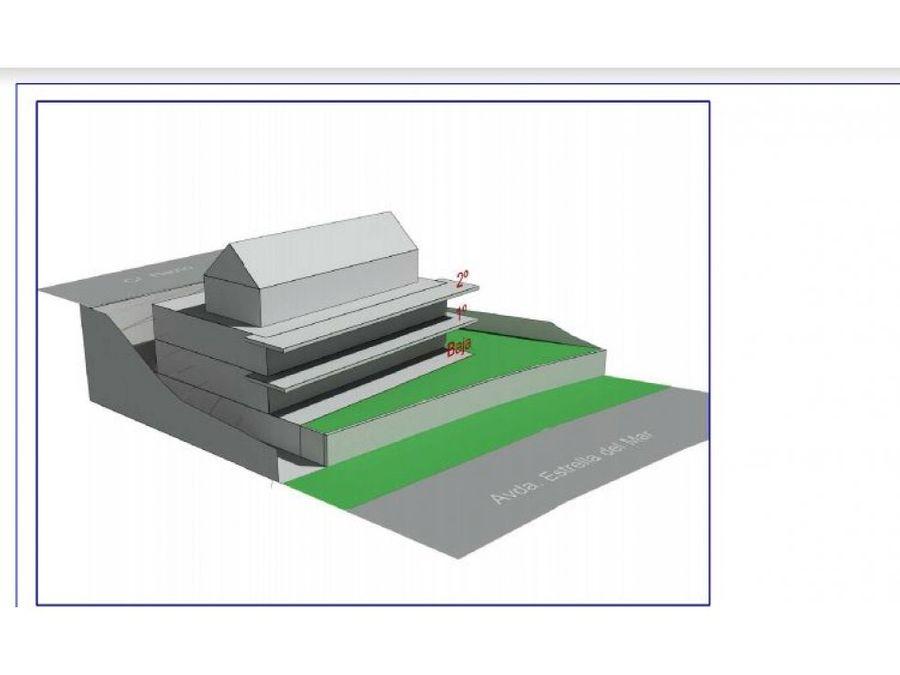 ref201101 ocasion amplio solar con estudio de detalle aprobado