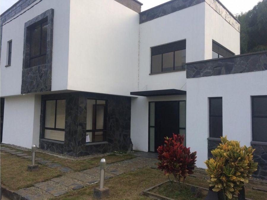 venta casa campestre sector club campestre