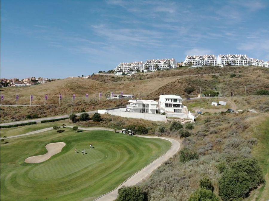 venta villa la cala de mijas vista al mar golf