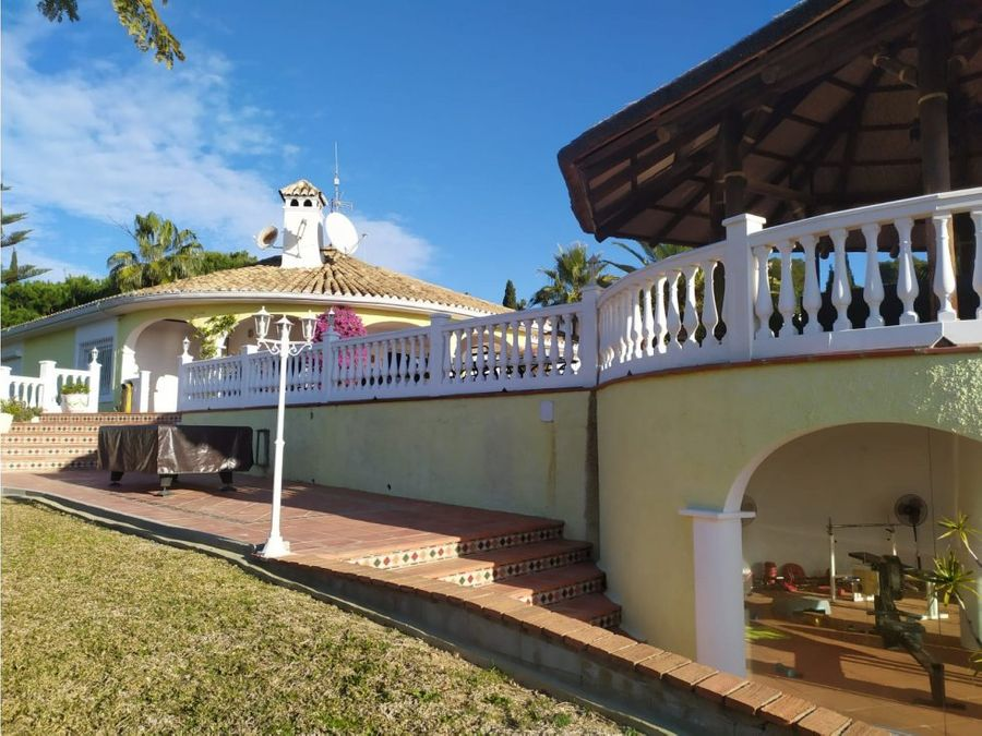 venta villa sierrezuela