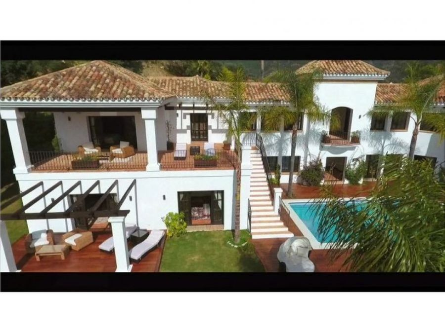 villa for sale zagaleta