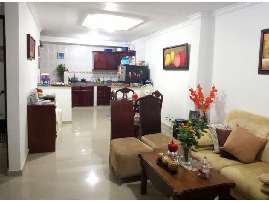 apartamento en venta en los abetos cartagena