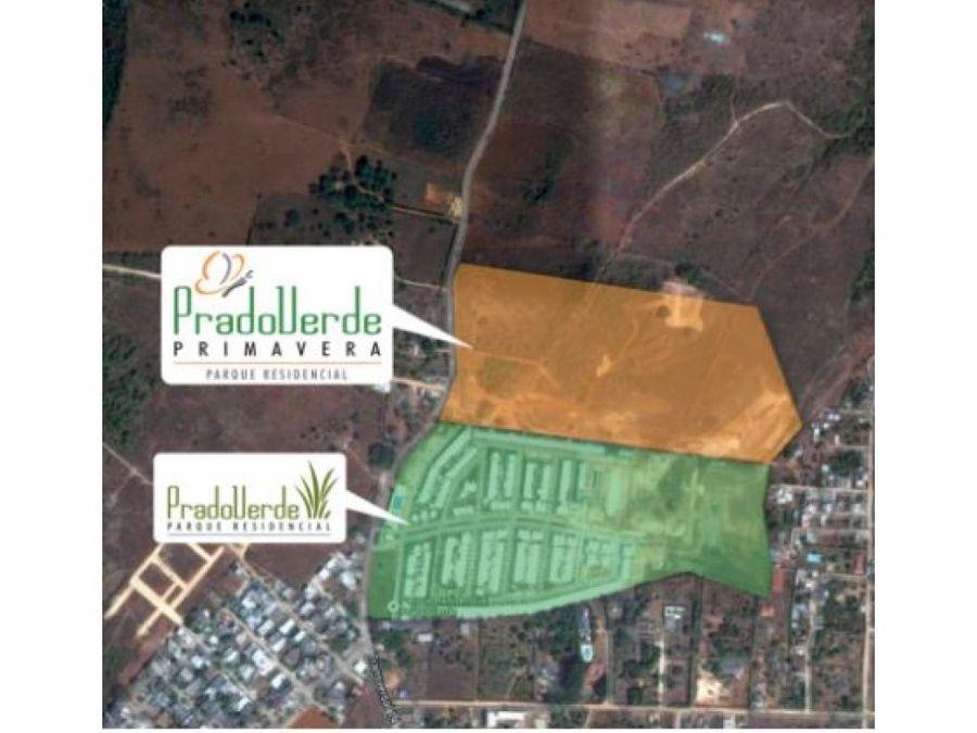 prado verde primavera casas en venta en turbaco