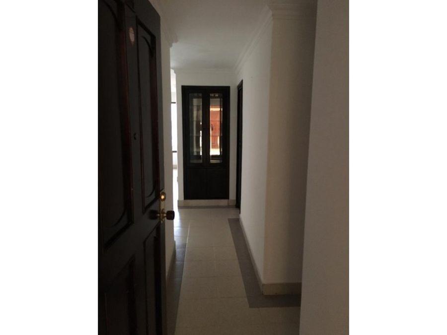 en venta apartamento en manga en cartagena de indias