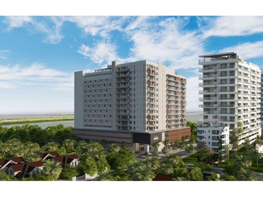 edificio basilio apartamentos en cielo mar cartagena