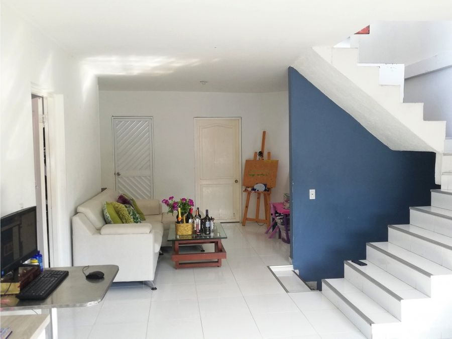 casa en venta en villa del sol cartagena de indias