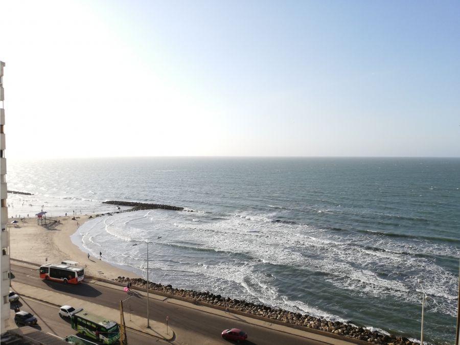 venta de apartamento en marbella edificio mar del norte cartagena