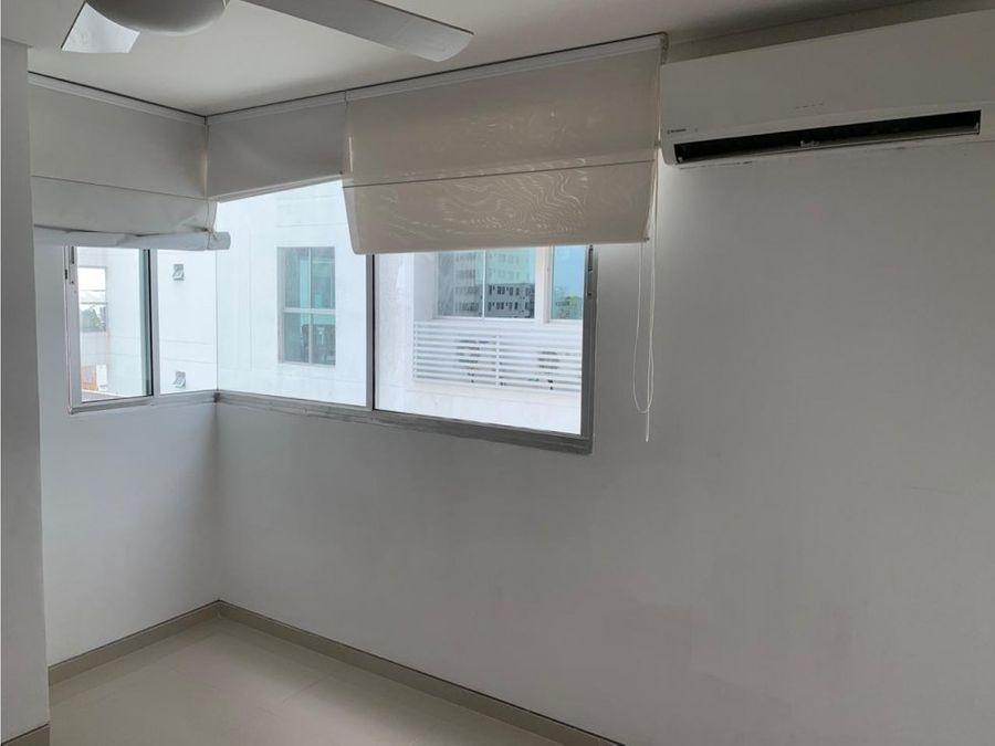 apartamento en venta en manga cartagena de indias