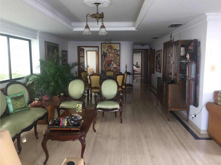 venta apartamento manga cartagena de indias