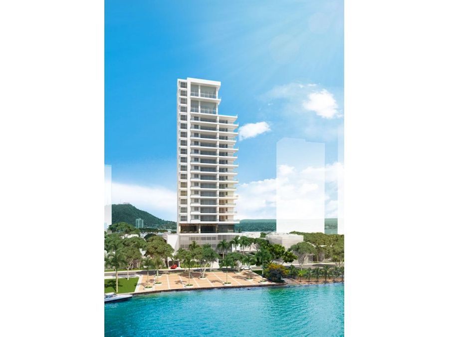 venta apartamento manga edificio aura del mar