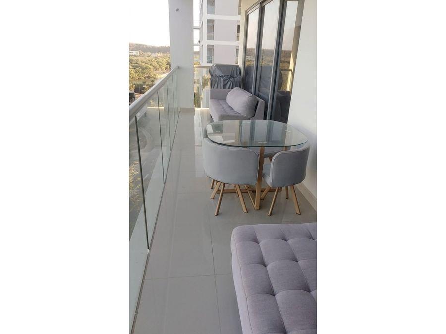 apartamento en venta en morros eco manzanillo del mar cartagena