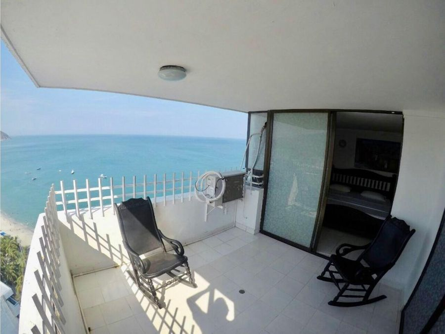 venta penthouse frente al mar rodadero