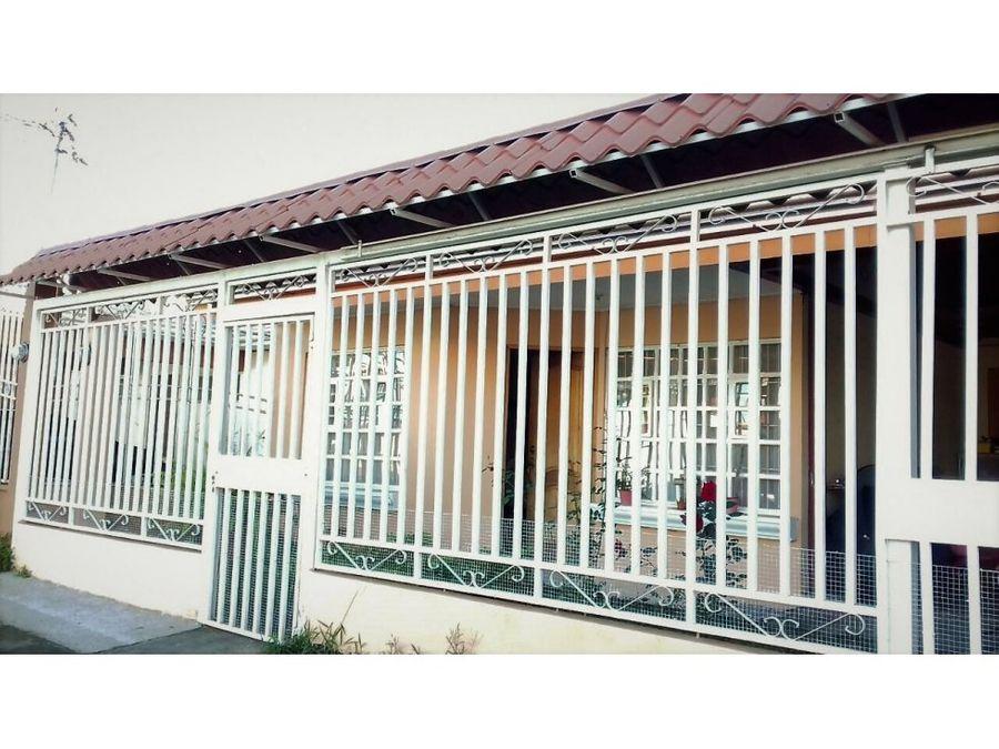 casa san rafael de heredia 3 dormitorios