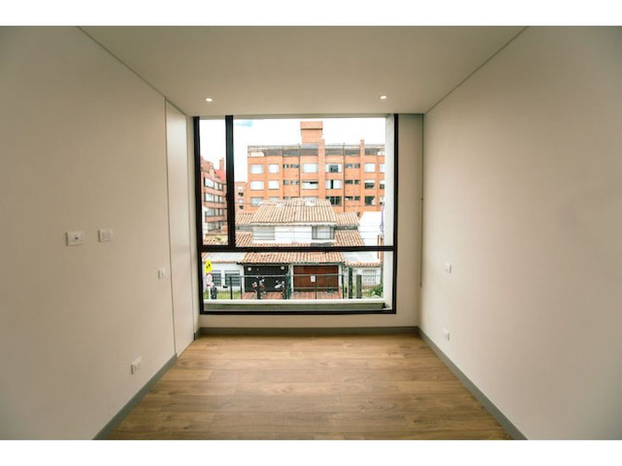 apartestudio en santa barbara con terraza