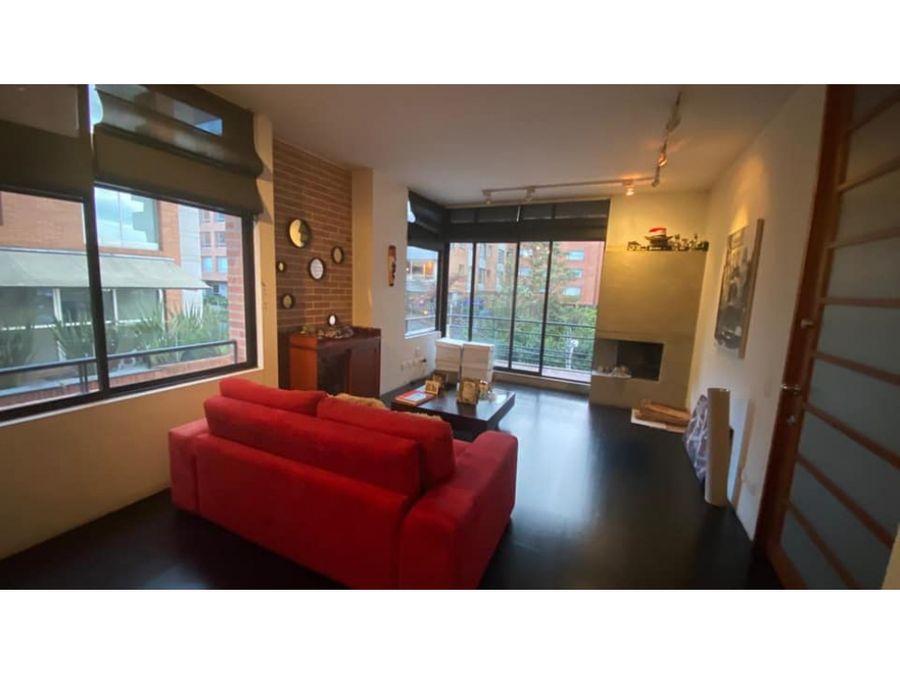 apartamento en rosales