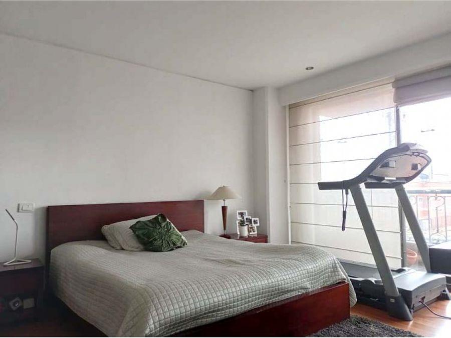 penthouse en chico navarra con terraza