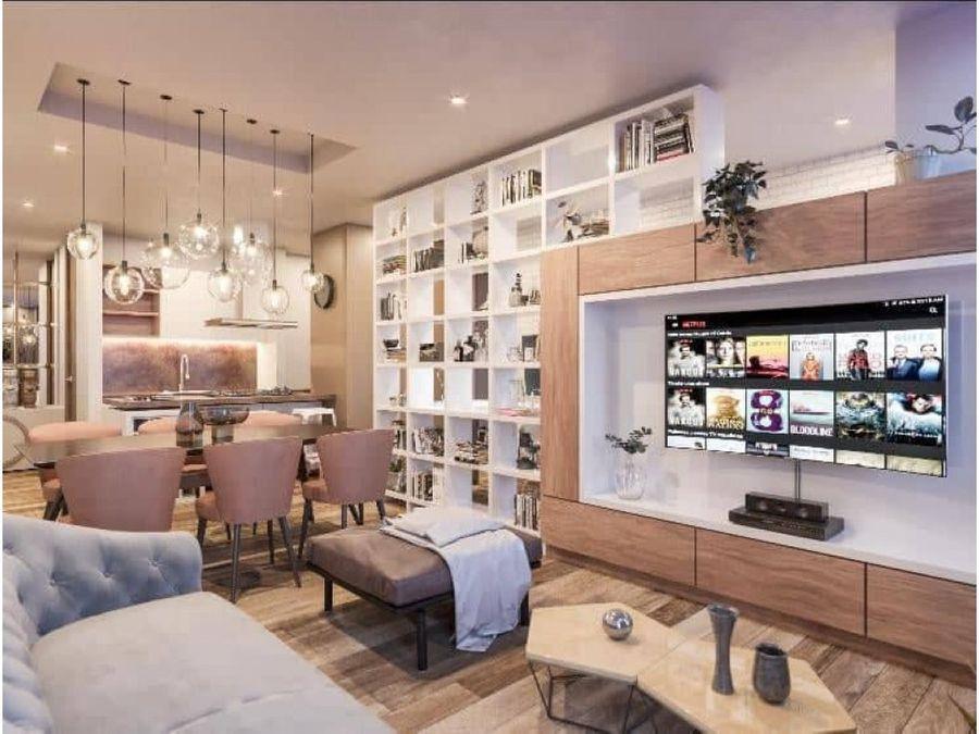 apartamento en proyecto chapinero alto