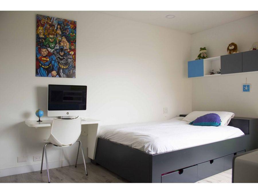 apartamento en el refugio con terraza