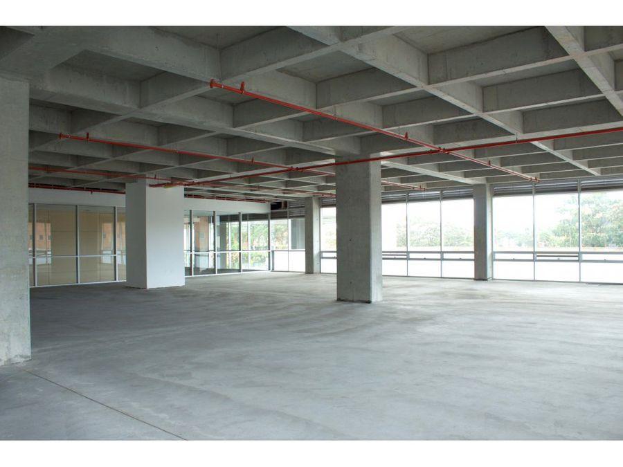 oficinas zona franca edificio certificacion leed