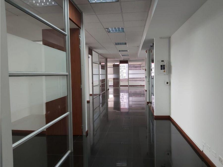 oficina en rosales