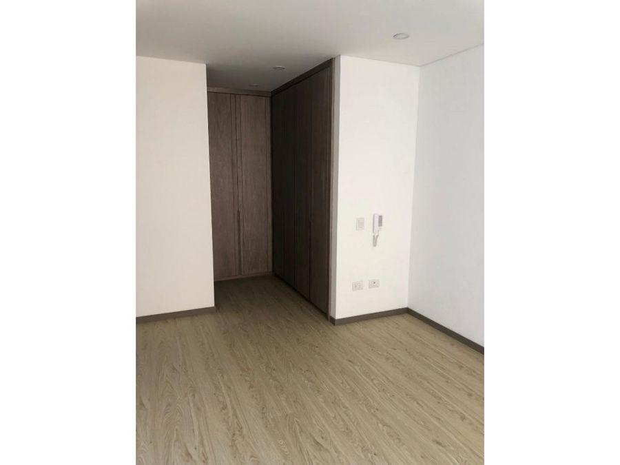 apartamento en el refugio