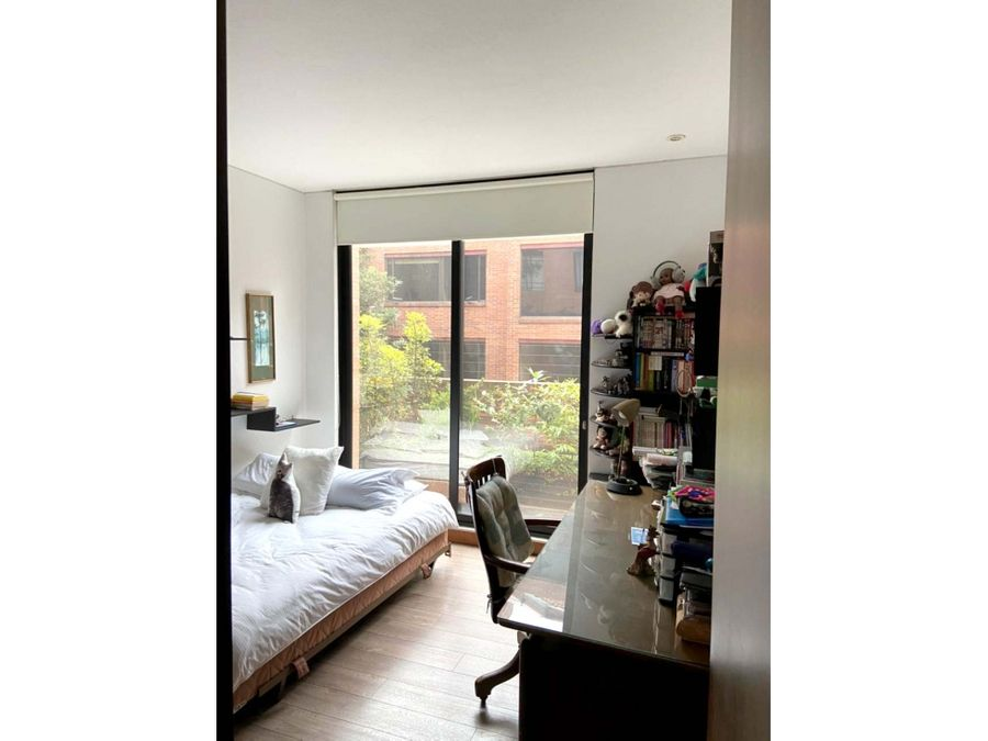 apartamento moderno en la carolina con terraza