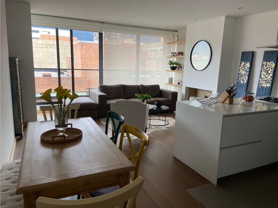 apartamento en el virrey